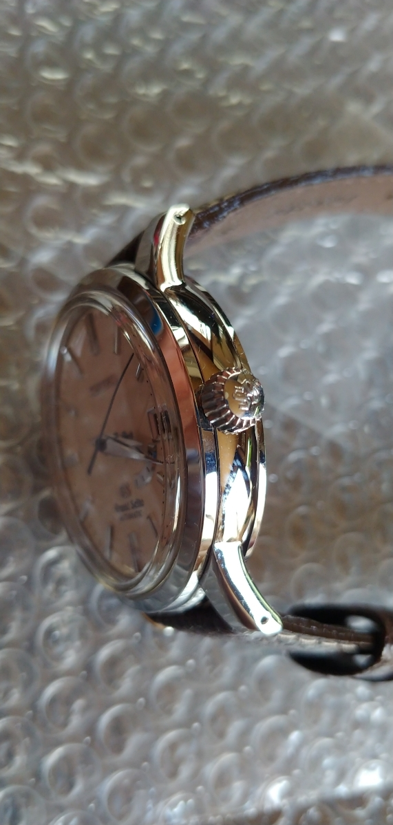 超美品 腕時計グランドセイコー 自動巻 時計 品番 SBGL017 機種番号 9S67 ムーブメント製造連番 202657 オーバーホール済_画像4