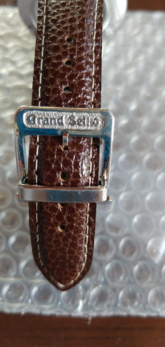 超美品 腕時計グランドセイコー 自動巻 時計 品番 SBGL017 機種番号 9S67 ムーブメント製造連番 202657 オーバーホール済_画像3