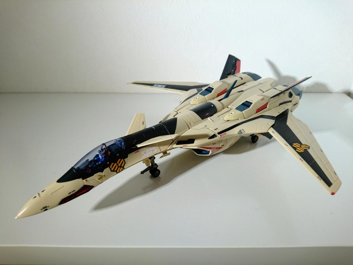 バンダイ DX超合金 VF-19 ADVANCE ※難有り_画像2