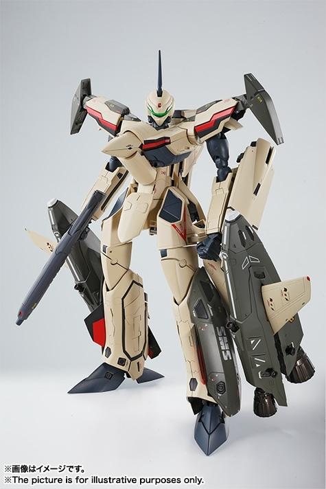 バンダイ DX超合金 VF-19 ADVANCE ※難有り