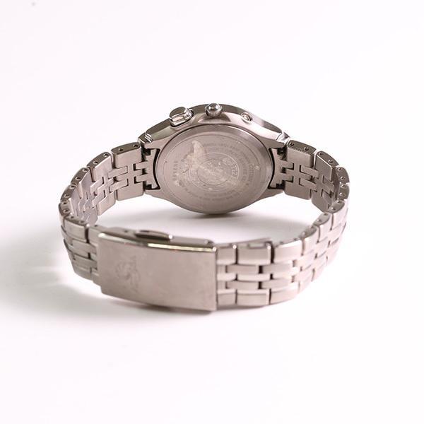 1円~ CITIZEN シチズン ATTESA アテッサ H330-T008682 エコドライブ ソーラー レディース 腕時計 中古_画像3