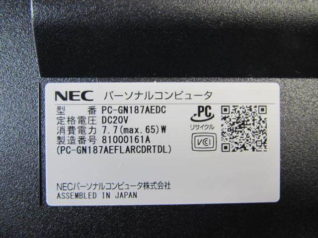 新品同様 5年保証 第8世代 Win10 付属完備 超性能 i7-8550U 4コア/8 SSD512GB+HDD2TB 32GB NEC LaVie PC-GN187AEDC 15.6型 Full HD BD _画像9