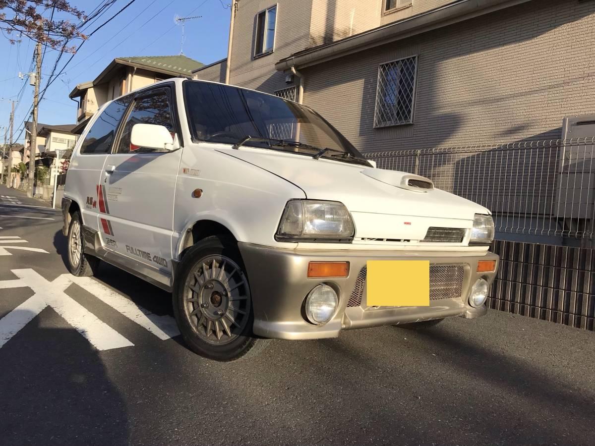 ☆旧車!62年!☆奇跡☆RS-R!DOHC-ICターボ!4WD!5速!オリジナル健在!二度と会えないシリーズ!CC72V!_画像2