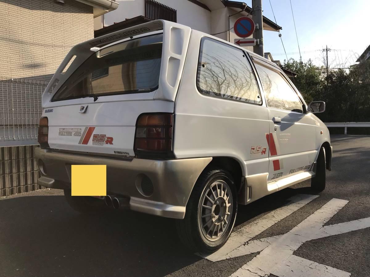 ☆旧車!62年!☆奇跡☆RS-R!DOHC-ICターボ!4WD!5速!オリジナル健在!二度と会えないシリーズ!CC72V!_画像10