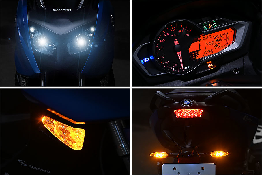 BMW■C600Sport-ABS(650cc)■純正オプション&カスタム多数■車検・ナンバー付き■純正オプションカラー■正規車■TMAX530■C650■即決可_画像8