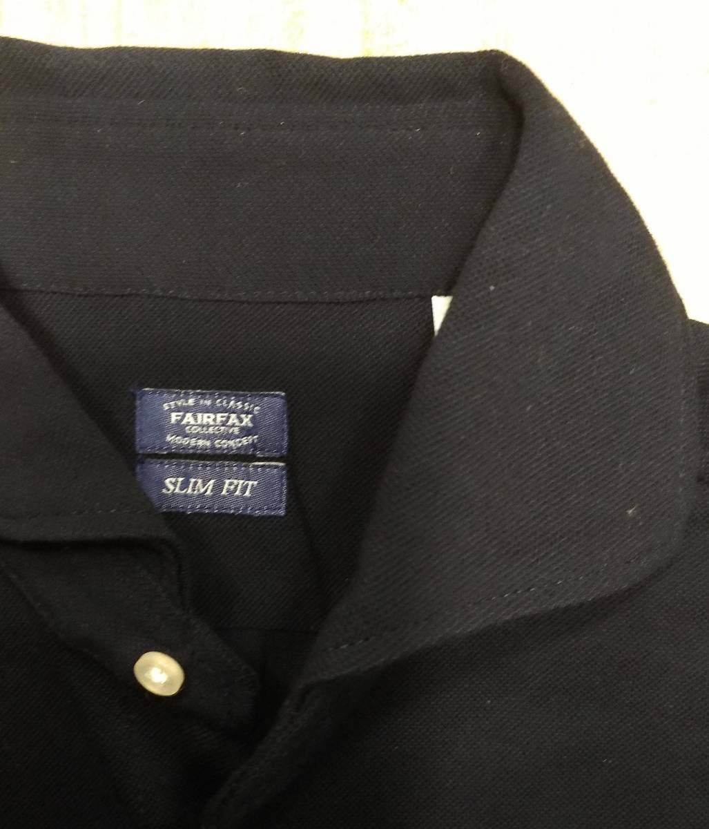 6aae58497033d0 代購代標第一品牌- 樂淘letao - Fairfax フェアファックスシャツ紺