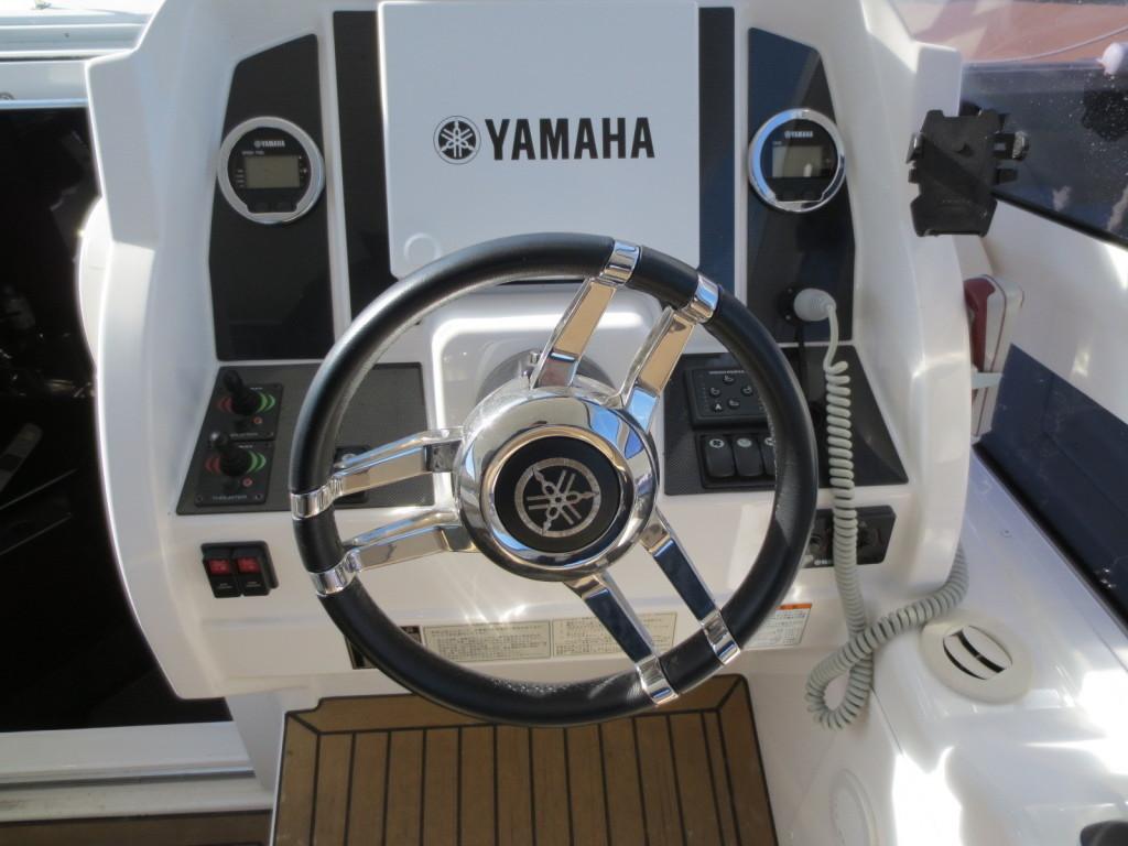 ヤマハSR 310X(サイズ31ft)_画像6