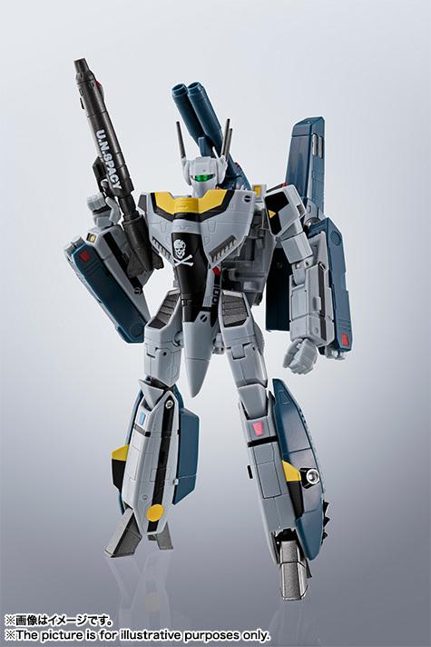 ☆☆中古・美品☆☆ HI-METAL R 【VF-1S ストライクバルキリー(ロイ・フォッカー・スペシャル)魂STAGE付き】
