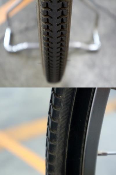★7002 PANASONIC 電動アシスト自転車 ビビ・DX 26型 内装3段変速 プラズマシルバー(BE-END636S) ★_画像6