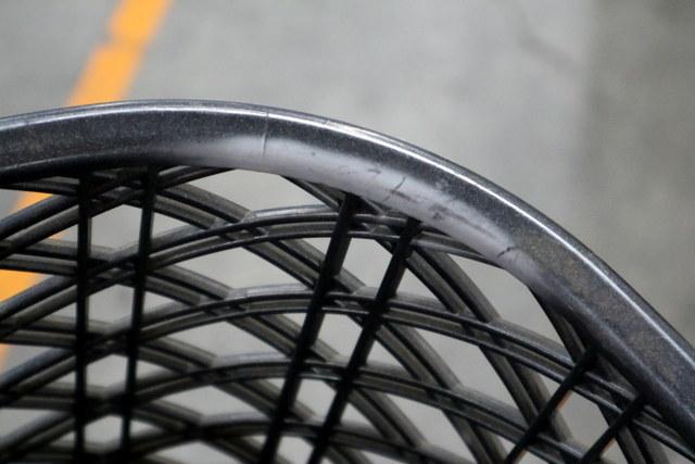 ★7002 PANASONIC 電動アシスト自転車 ビビ・DX 26型 内装3段変速 プラズマシルバー(BE-END636S) ★_画像9