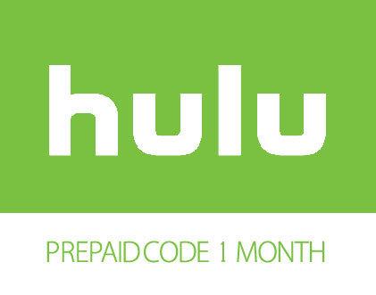 ★★売切セール★★ Huluチケット 1か月分(取引ナビにてコードをお伝え)