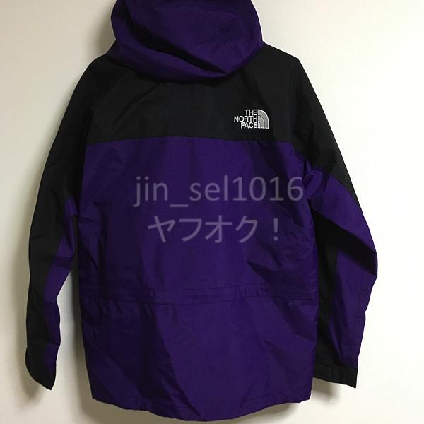 L ディープパワーパープル DP Gore-Tex マウンテンライトジャケット The North Face Mountain Light Jacket NP11834 パープル 紫 purple_画像6