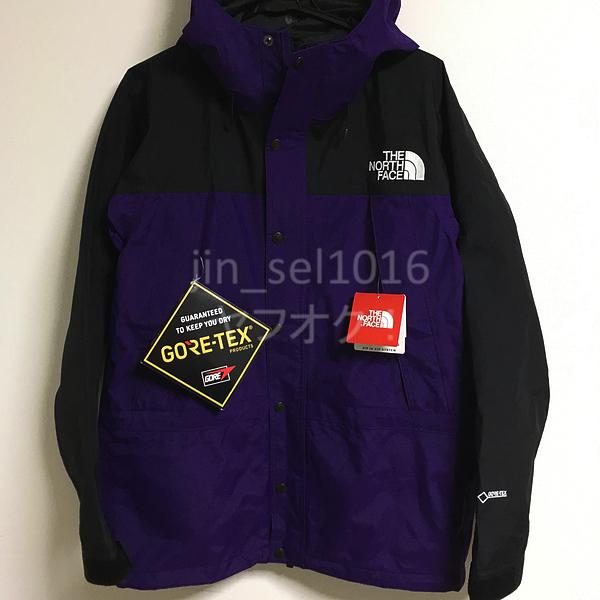 L ディープパワーパープル DP Gore-Tex マウンテンライトジャケット The North Face Mountain Light Jacket NP11834 パープル 紫 purple_画像2