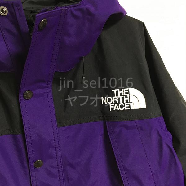 L ディープパワーパープル DP Gore-Tex マウンテンライトジャケット The North Face Mountain Light Jacket NP11834 パープル 紫 purple_画像5