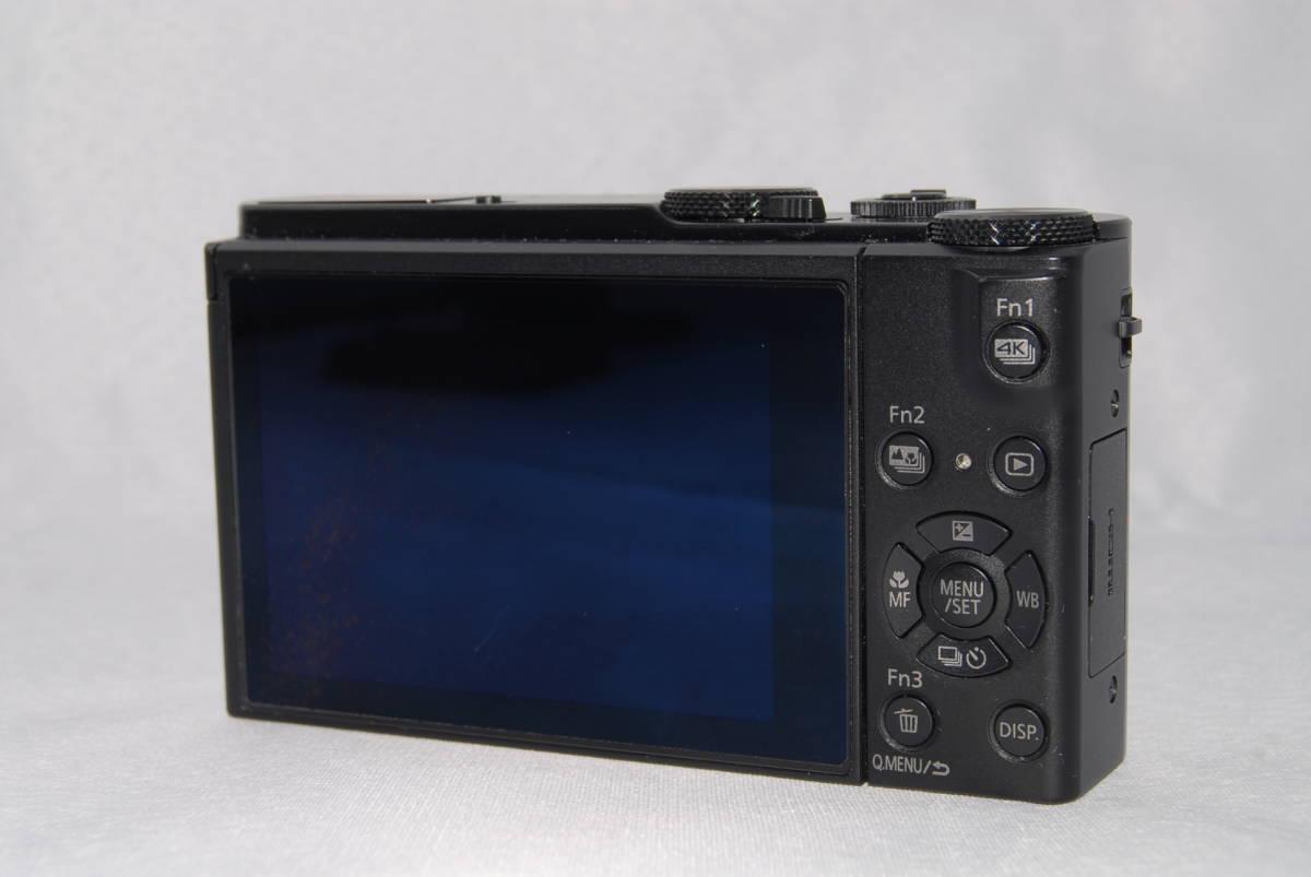 ★美品★Panasonic Lumix DMC-LX9 コンパクトデジタルカメラ 高画質 4K動画 WiFi LEICAレンズ フォーカス合成機能搭載_画像3
