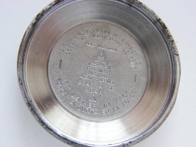 1956年 OMEGA SEAMASTER CAL.500 自動巻 *OH済み _画像7