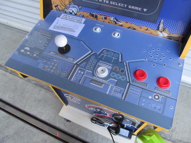■スペースインベーダー/ゲーム機/タイトー/Arcade1Up/SPACE INVADERS/日本仕様電源版/中古品■  _画像4