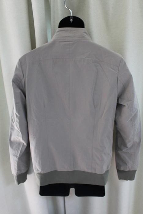 エイチワイエム hym メンズ ジップアップ ブルゾン サイズ46 日本製 新品 ジャケット ベージュ_画像5