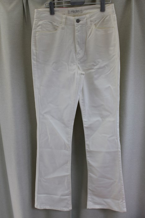 リーバイス Levi's レディースデニムパンツ ジーンズ Stylish Body ホワイト 29インチ F5553 アウトレット_画像1