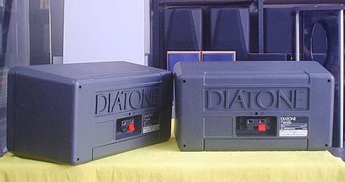 DIATONE/コンパクトサイズ・スピーカー『DS-103V』(MADE IN JAPAN)×2_画像3