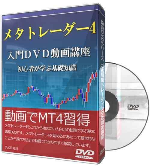 メタトレーダー4入門DVD動画講座 初心者が学ぶ基礎知識_画像1