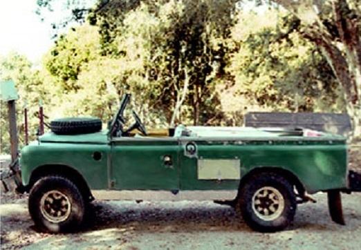 1/18 ランドローバー ピックアップ シリーズ2 オリーブ グリーン Land Rover 109 Pick Up series II RHD 1959 MCG 梱包サイズ100_画像2