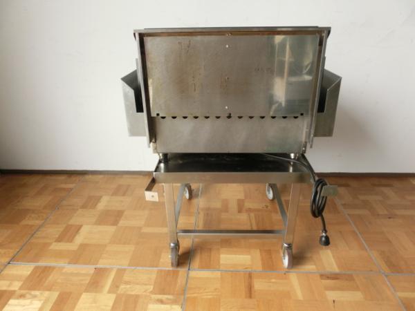 中古厨房 業務用 コメットカトウ グリドル 台付 都市ガス 鉄板焼き お好み焼き 焼きそば CGH-675G W600×D510_画像6