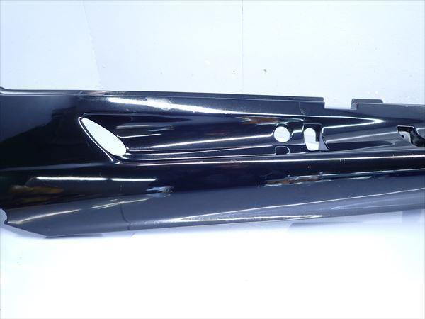 βP1 カワサキ ZZR250 ZZ-R250 EX250H (H5年式) 純正 リアカウル シートカウル 左 割れ有り!_画像3