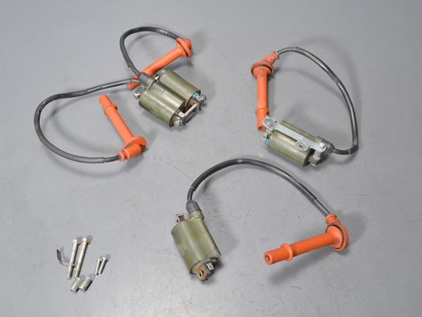 優良販 VFR800P RC49 本物白バイ 純正イグニッションコイル 使える_画像2