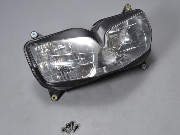 優良販 VFR800P RC49 白バイ 純正ヘッドライト ヘッドランプ 純正ボルト付_画像1