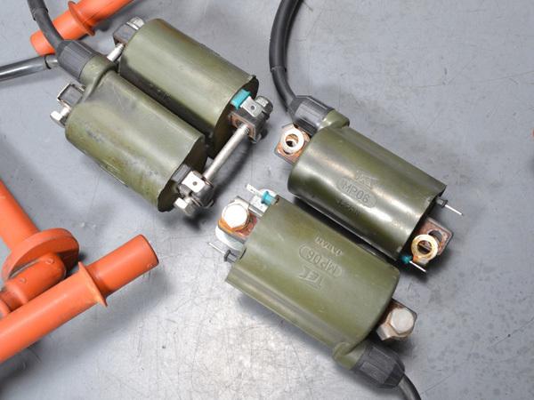 優良販 VFR800P RC49 本物白バイ 純正イグニッションコイル 使える_画像3
