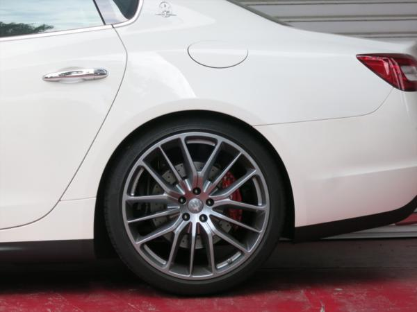 マセラティ/クアトロポルテ/V6/4WD/ロー/ダウン/サス/スプリング_画像3