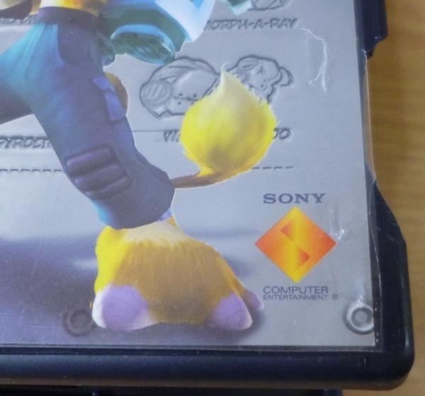 3719 PlayStation2 7タイトル グラモンバトル ラチェット&クランク FF キングダムハーツ ウイニングイレブン バイオハザード_画像5