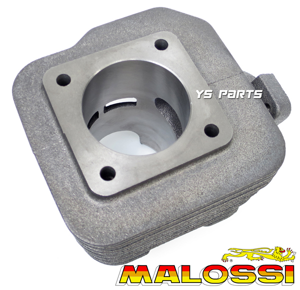 [正規品]マロッシ(MALOSSI)ヘッド付ボアアップ71.8cc/47mmスーパーディオZX[AF27/AF28]【ピストン/ピストンリング/カーボンリード板付】_画像6