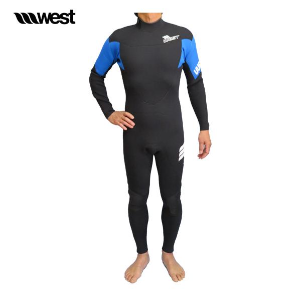 新品/WEST SUITS/ウエストスーツ/フルスーツ/Size ML/BLE/04270-1/デザイン性・機能性・耐久性・に優れた最高級!_画像1