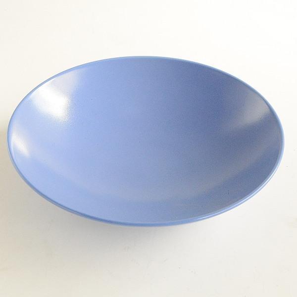 スープ皿/パスタ皿1枚/リンドスタイメスト/スカイブルー ps063_画像1