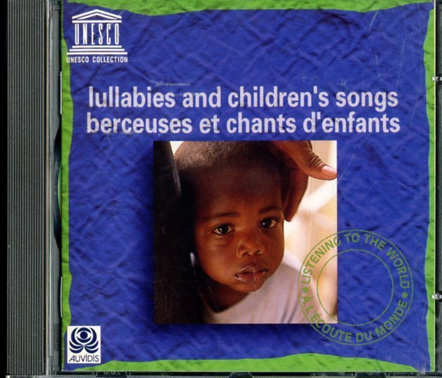 CD☆V.A. / Lullabies and Children's Songs / D 8102_2522-009