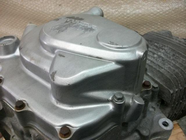 【BST】★ホンダ FTR223 MC34 エンジン MD33E 実働 _画像7