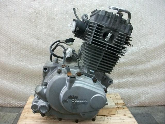 【BST】★ホンダ FTR223 MC34 エンジン MD33E 実働 _画像6