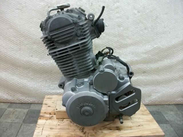 【BST】★ホンダ FTR223 MC34 エンジン MD33E 実働 _画像1