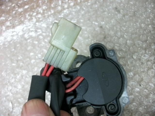 【BST】★ホンダ FTR223 MC34 純正 キーセット スイッチ キャップ ホルダー _画像3