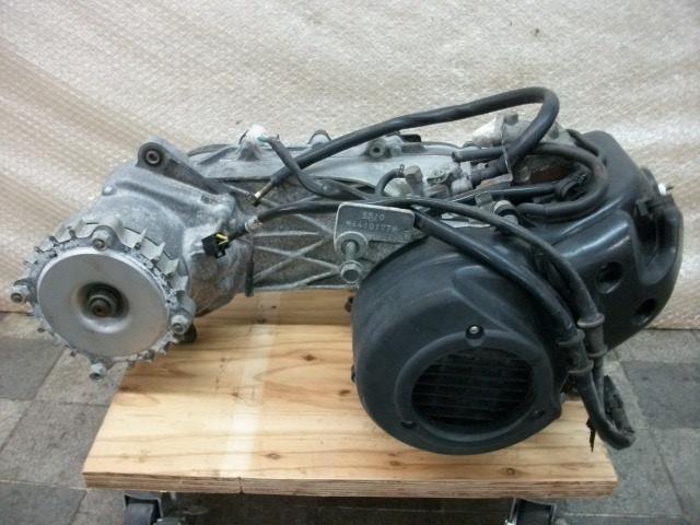 【BST】★キムコ スーナー50Z SB10 純正 エンジン 実働確認_画像6