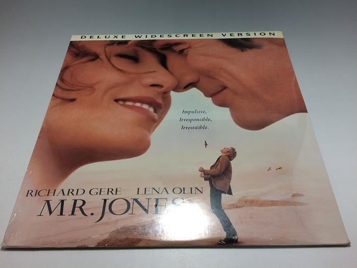【未開封】MR.JONES 輸入盤 ◆LD(レーザーディスク)_画像2