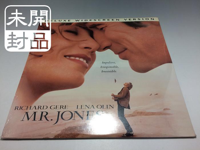 【未開封】MR.JONES 輸入盤 ◆LD(レーザーディスク)_画像1