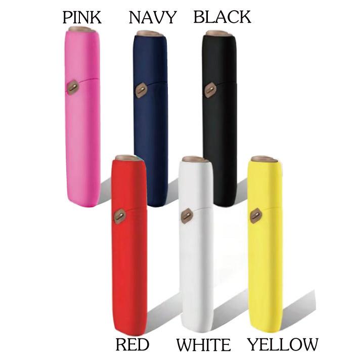【メール便送料180円】IQOS3 アイコス3 MULTI マルチ 対応 シリコンケース ブラック/煙草 喫煙 電子タバコ 新型アイコス_画像5