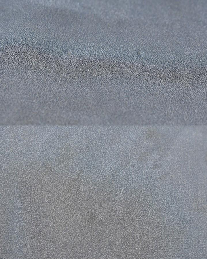 ACNE/アクネ バイカラーシルクワンピース MALLORY SILK サイズ:36 カラー:ネイビー/イエロー 19n04_画像4