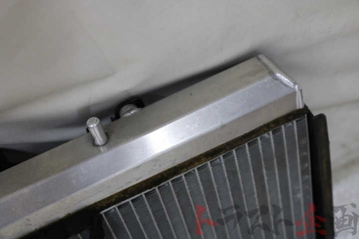 4409318 ニスモ アルミラジエター スカイライン GT-R BNR32 前期 トラスト企画_画像4