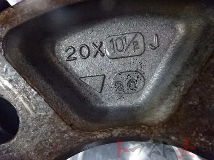 4264419 ヨコハマ アドバンレーシング RS-D 20インチ バリ山 アドバン 付き 元HKSデモカー Z33 トラスト企画_画像7