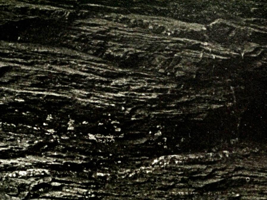 ■真作保証■【大坂寛】 ゼラチンシルバープリント 『Syzygy #35 July 1984』■ed.22■サインあり■額装:41.5×32cm■_画像6