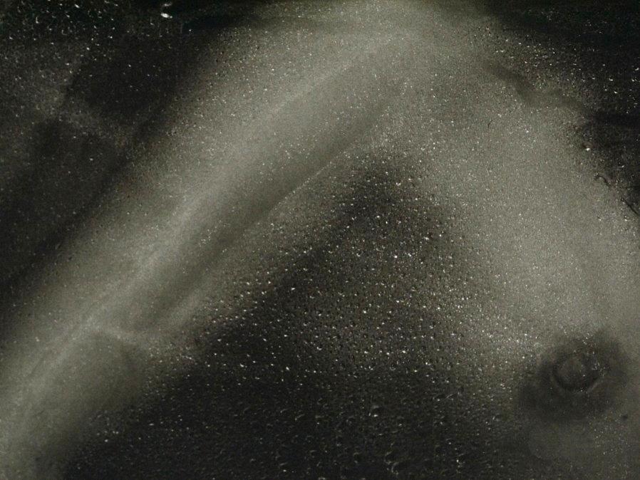 ■真作保証■【大坂寛】 ゼラチンシルバープリント 『Syzygy #93 July 1986』■ed.22■サインあり■額装:41.5×32cm■_画像5
